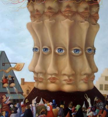 Le Carnaval des géants - Antoine Roegiers | Atelier de Sèvres