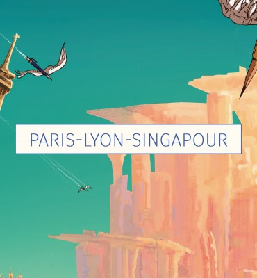 Paris-Lyon-Singapore project