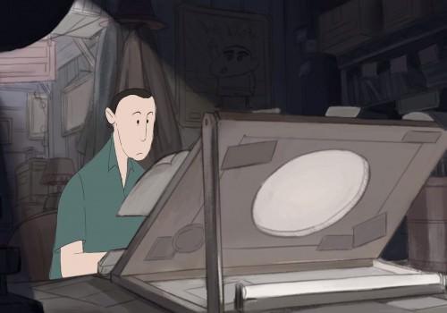 Atelier de Sèvres prépa animation film