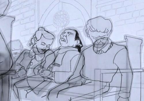 Film animation Atelier de Sèvres - Selon Louis