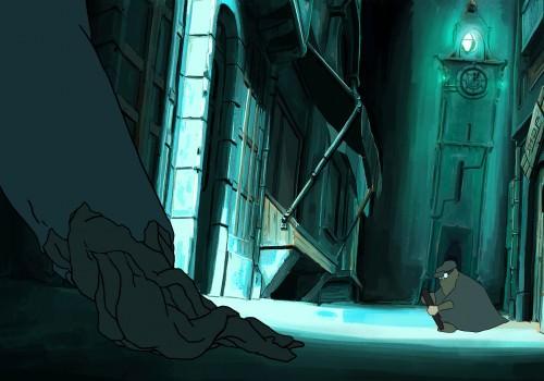 Film animation Atelier de Sèvres - Veilleuse